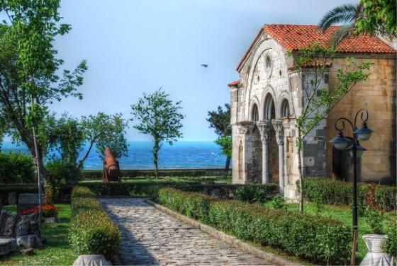 Trabzon.Hagia-Sophia