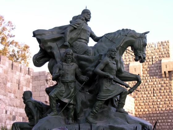 Saladin_Damascus