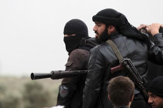 SYRIA-CONFLICT-NUSRA