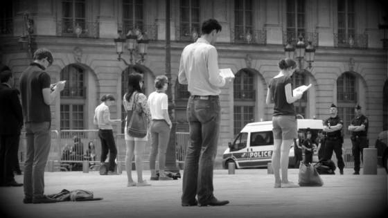 Frankrike.Veilleurs