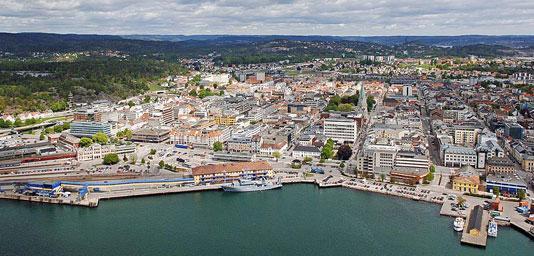 Flybilde_Kristiansand