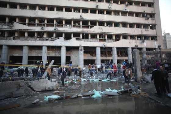 egypt.politi.hq.bombe