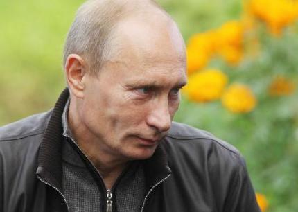 Vladimir Putin Wikimedia Commons
