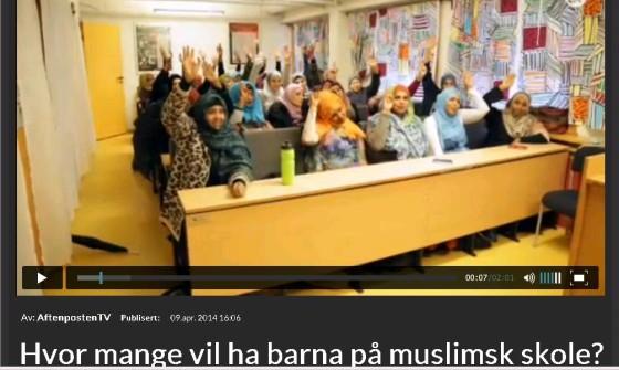 muslimsk skole