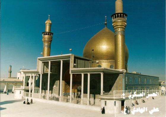 Irak.Al_Askari_Mosque