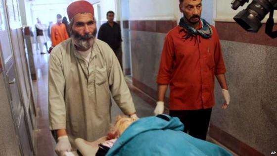 Taliban skyter to finner 24.07.14