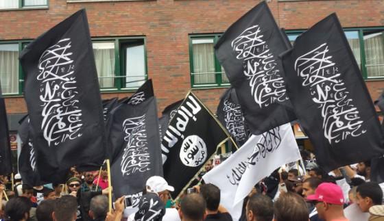 nederland.jihad.flagg