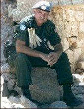 Col. Rich Higgins i Libanon