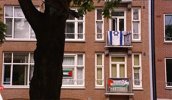 nederland.flagg.amsterdam