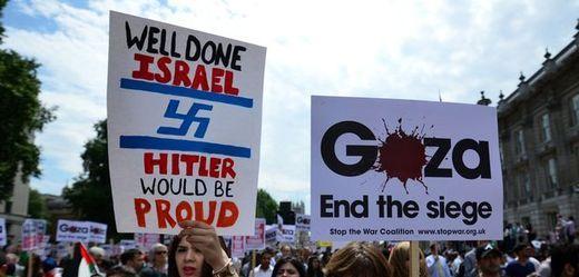 BRITAIN-PALESTINIAN-ISRAEL-CONFLICT-GAZA-DEMONSTRATION