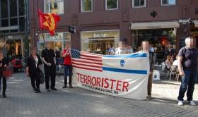 Israelflagg
