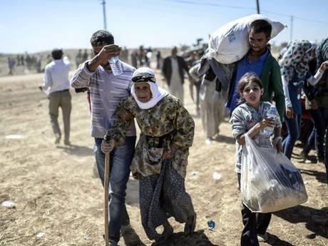 syria.kurdere.flukt