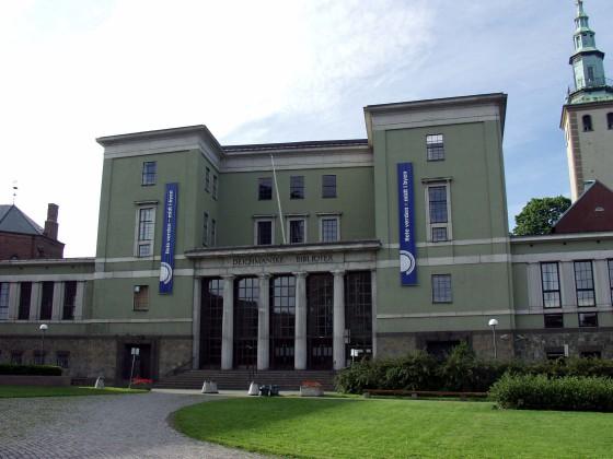 Deichmanske Bibliotek, Oslo