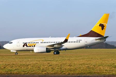 ASKY Air, Boeing 737