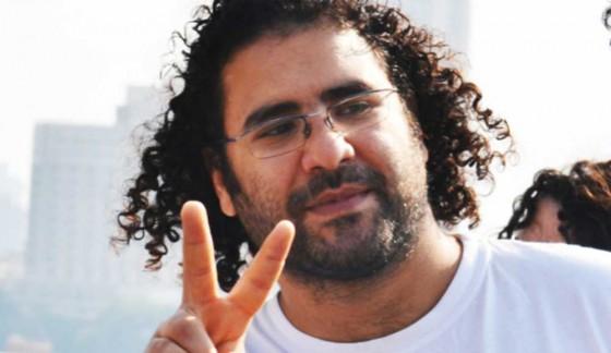 egypt.Alaa Abdel Fattah