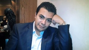 Egyptian-Journalist
