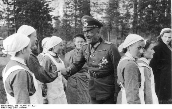 Generaloberst von Falkenhorst