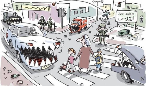 israel.cartoon