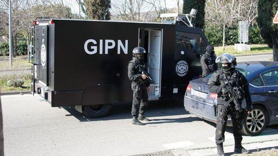 France Gunshots