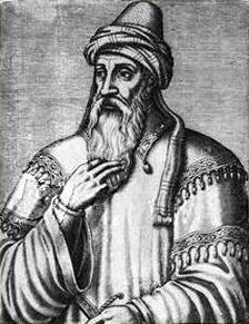 Saladin kunstnerisk fremstilling