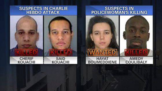 Three Terrorists Killed, 1 At Large