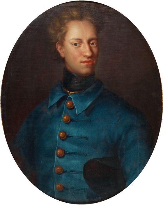 David_von_Krafft_-_Konung_Karl_XII