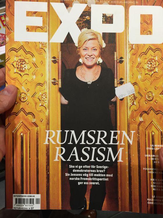 EXPO 4:2015 - Rumsren rasism