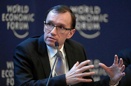 Espen med Barten, WEF