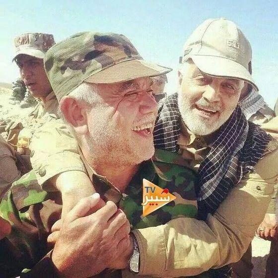 irak.badr.brigade.amir.suleimani