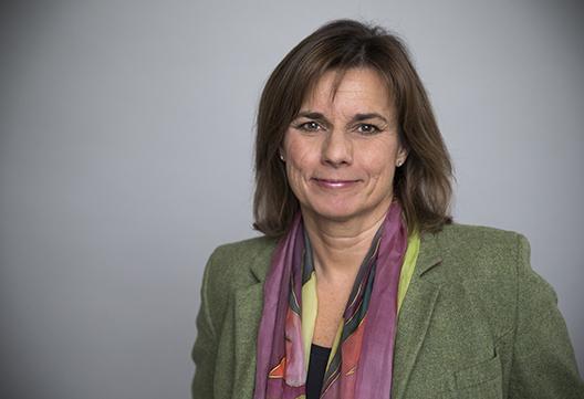 Biståndsminister Isabella Lövin Utrikesdepartementet