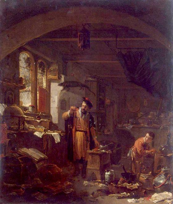 Alchemist_Thomas_Wijck