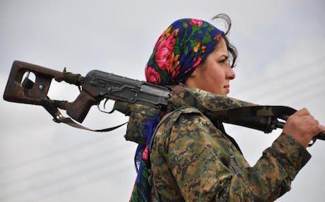 kurdisk.milits