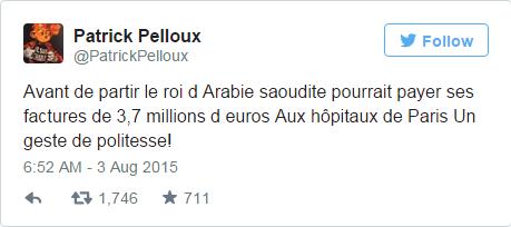 Fransk twitter