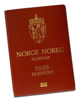 norsk-pass