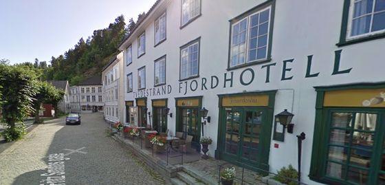 Fjordhotell Google
