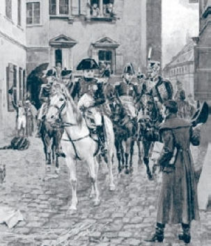 Hegel-and-Napoleon-in-Jena-1806