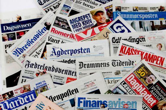 norske aviser 1