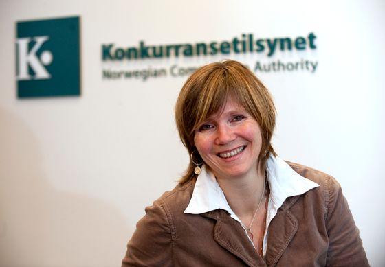 Christine B. Meyer, Konkurransetilsynet.