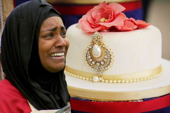 Nadiya Hussain - Great British Bake-Off