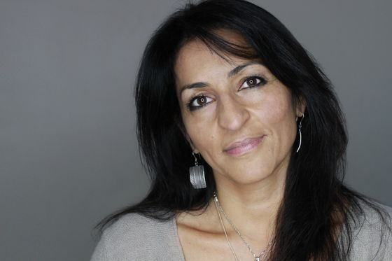 "Susan Abulhawa, Palestinian-American author of ""Mornings in Jenin."" Photo courtesy of the city of Dearborn"