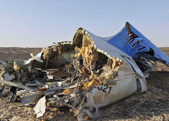 sinai.crash.wreck