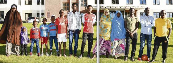 somalisk familiegjenforening