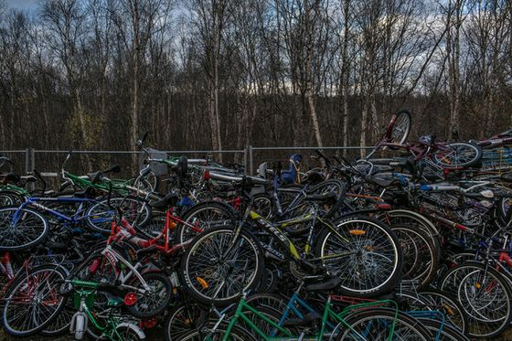 storskog.sykler