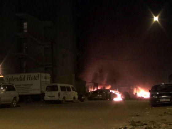 Burkina-Faso-hotell angrepet 2016