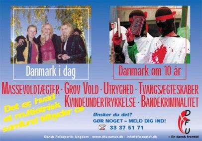 DFU-Plakat