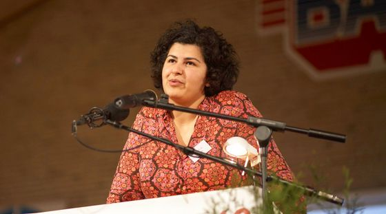 Jaleh Tavakoli 2016 - Vand på Pia Kjærsgaards mølle, venstrefløjen svigter kvinderne og de moderne muslimer når den ikke kritiserer islam