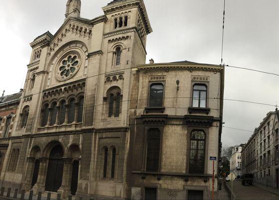 Synagoge Bryssel