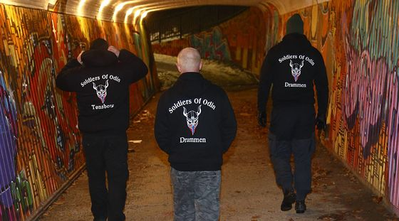 soldiers of Odin Drammen