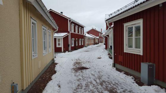 Når vil denne gata være fylt opp med Sveriges nye landsmenn?
