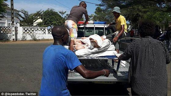 Elfenbenskysten terror angreb jihad 2016